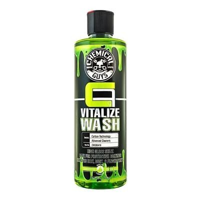 Chemical Guys Carbon Flex Vitalize Wash for Maintaining Protective Coatings 16oz