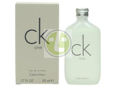 Calvin Klein Ck One Edt Spray 50ml UNISEX Eau de Toilette