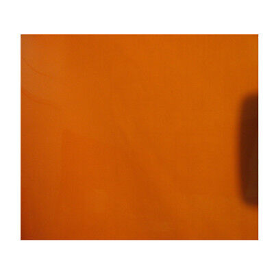 "ORANGE #105 Color Gel Sheet Filter for Theater Stage Lights 20""x24"""