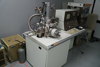Auger  Microprobe with EDS  JEOL JAMP 10S  #105