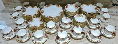 Royal Albert - Old Country Roses - Choose Pieces You Want - Plates, Bowls, Etc