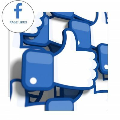 1000+ Facebook Page-Likes | Cheap - Instant | facebook fan page