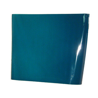 "MEDIUM BLUE GREEN #116 Color Gel Sheet Filter for Theater Stage Lights 20""x24"""