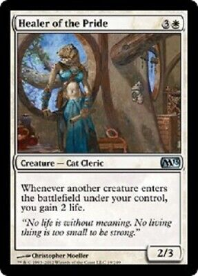 4x Healer of the Pride MTG Magic 2013 Core Set M13 x4