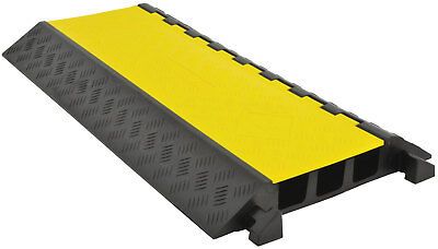 806.991, Mercury, 3 Channel Cable Guard, Cable Ramp, 3 Channel, Non Slip, Cable
