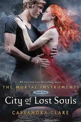 The Mortal Instruments 5: City of Lost Souls by Cassandra Clare (Paperback, 2012