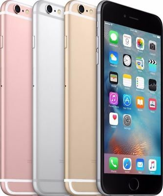 Apple iPhone 6S 16GB 32GB 64GB 128GB Spacegrau Silber Gold Rosegold HÄNDLER WOW