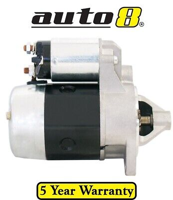 Starter Motor to fit Nissan 720 2.2L Petrol Z22 Engine 1980 to 1986