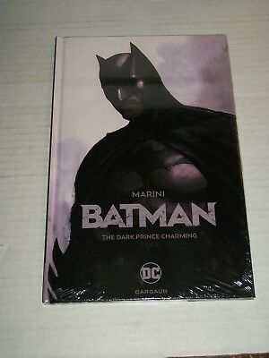 DC Comics BATMAN THE DARK PRINCE CHARMING #1 Hardcover 1st Print NEW/SEALED