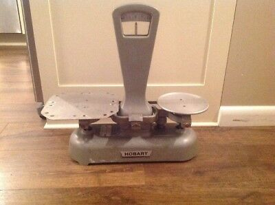 Dayton Hobart General Store 2 oz Weighing Scale Model 402 Mercantile Farmhouse