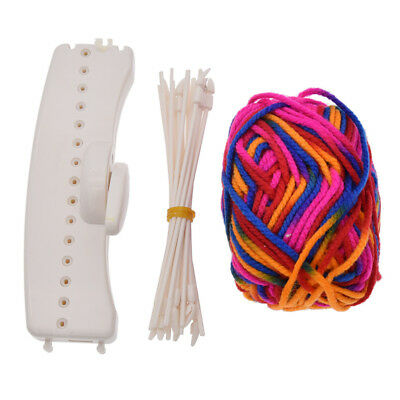 Fashion Scarf Knitting Machine Knitting Loom Knit Tool Child Educational Toy