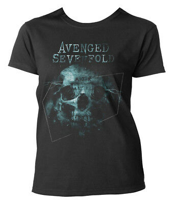 Avenged Sevenfold 'Galaxy' Womens Fitted T-Shirt - NEW & OFFICIAL