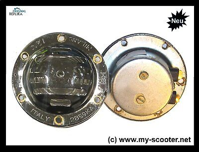 Vespa Hupe Schnarre 12V AC Wechselstrom V50 N Special ET3 PV Nuova S R SS 90 L