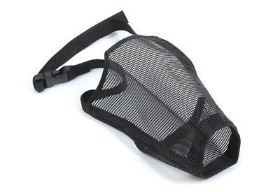 ANCOL Soft Dog Muzzle Comfortable Breathable Mesh Muzzle  Size 0