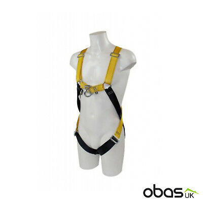 RidgeGear RGH2 | Scaffolding Fall Arrest Safety Harness | 2 Point