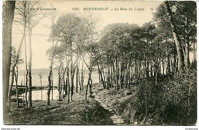 CPA - Carte postale -France -Rotheneuf - Le Bois du Lupin (CP562)
