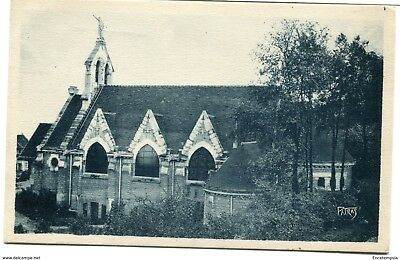 CPA - Carte postale -France - Saint Cloud - La Chapelle du Val d'Or-1929 (CP569)