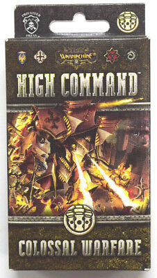 Warmachine High Command Colossal Warfare Expansion Pack PIP 61010