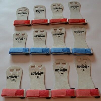 Junior Size iGRIP GYMNASTICS HAND GUARDS, Gymnastic palm guard, grip protectors