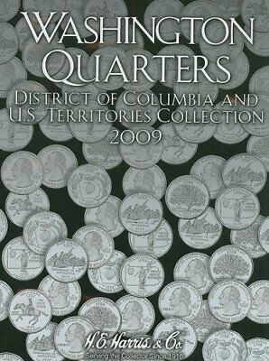 Washington Quarters 2009: District of Columbia and U.s. Territories Collectio…