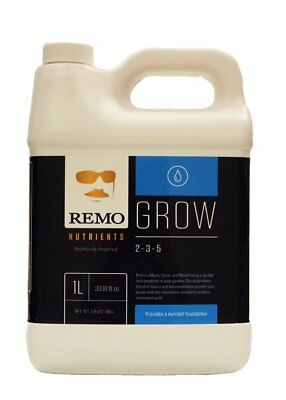 Remo's Grow Nutrients