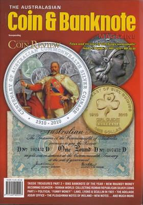 The Australasian Coin and Banknote Magazine, May 2010, Volume 13, Number 4