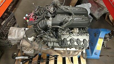 Lamborghini Gallardo Lp560 Engine / Motor Transmission Complete Assembly! Oem