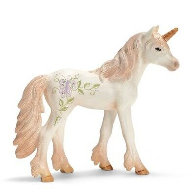 Schleich Bayala Unicorn Foal. Retired. Item 70420. Brand New In Box