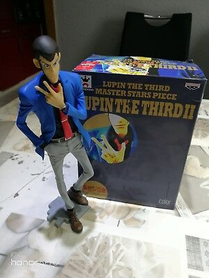 action figur master stars piece Lupin the third banpresto ORIGINAL!!!!!