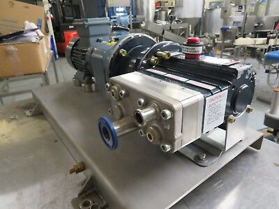 Hydra-Cell type G03W10000002 Hygenic Positive Displacement Pump