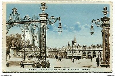 CPA - Carte postale -France -Nancy - Place Stanislas (CP593)