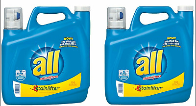 all Stainlifter Liquid Laundry Detergent - 150 Ounce - 100 Loads - (PACK of 4)