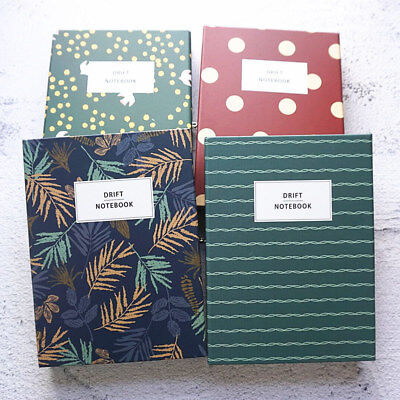 """""""Dreamland"""" 1pc Big Hard Cover Notebook Lock Box Diary Lined Blank Paper Journal"""