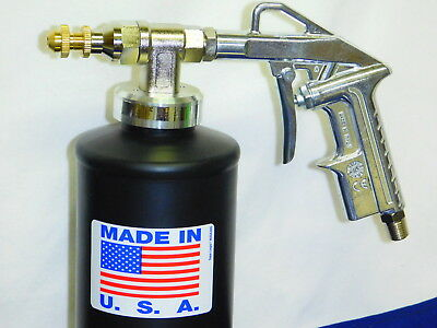 """Replacement Brass Nozzle/Tip For Emery Pro Spray Gun  Fluid Film """"PFC""""  USA"""