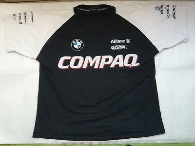 Original BMW Williams F1 Team T-Shirt XL