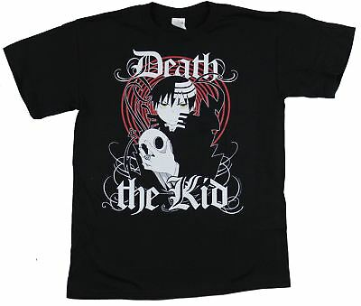 Souleater Mens T-Shirt - Death The Kid Ornate