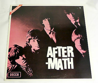 Rolling Stones:  After-Math   [VG++ Copy]
