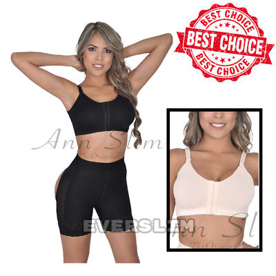 New Girdle Colombian With Bra AS 330303//430303 One Pice Complete 3 Hks Powernet