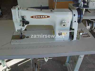 New-Consew-206RB-5-Upholstery-Sewing-Machine-with-KD-stand-and-3-4hp-servo-motor