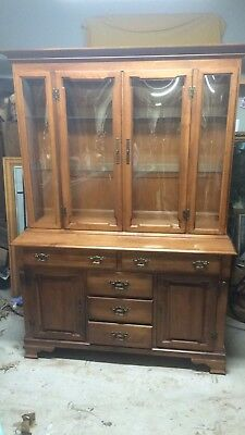 Tell City Chair Company China Cabinet