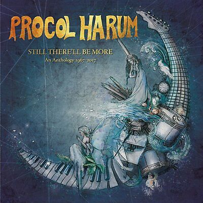 PROCOL HARUM Still There'll Be More-Anthology 1967-2017 BOXSET NUOVO Lim. Ed.