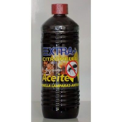 Aceite combustible antorchas 750 ml