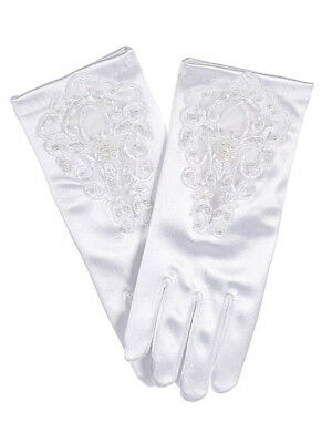 "The Communion Collection ""Beads & Blossoms"" Gloves (Size 7 - 16)"