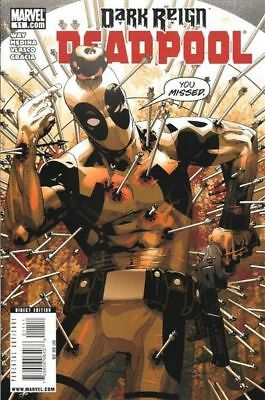 Marvel Comics Deadpool #11 Volume 3 2009 NM / NM+ First Printing
