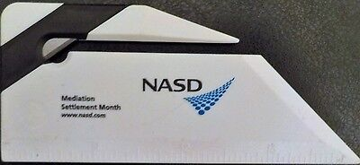 Nasad Mediation Settlement Month Letter Opener With Ruler And Degree Measurement