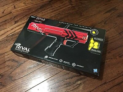 Nerf Rival Apollo XV 700 Blaster - Red Team - Toy Gun For NerfWars - Brand New
