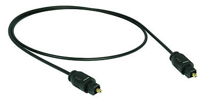 High Quality Optical Cable Toslink Gold 1 M