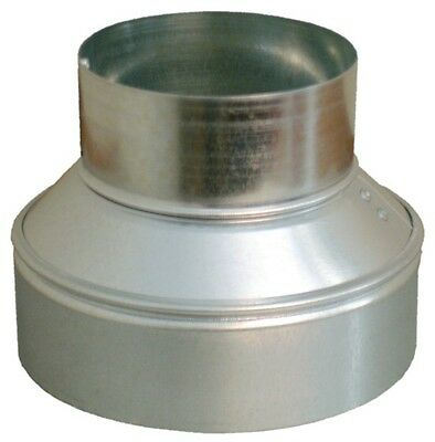 """16x14 Round Duct Reducer 16"""" to 14"""" Adapter"""