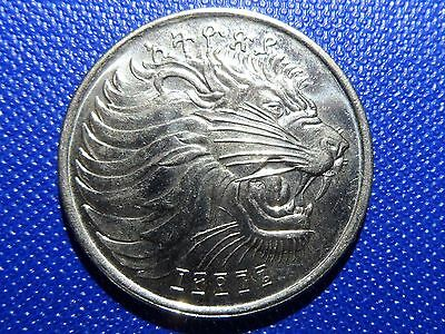 50 cents Ethiopia Lion Coin Low Shipping! Combine FREE!