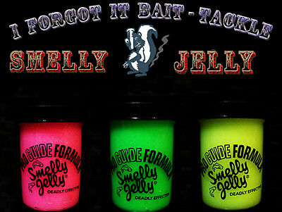 Smelly Jelly Pro Guide Formula 4oz Fish Attractant, You Pick Flavor